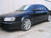 1994 Audi S4 4 Dr quattro Turbo AWD Sedan picture, exterior