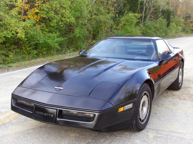 1985 chevy corvette value