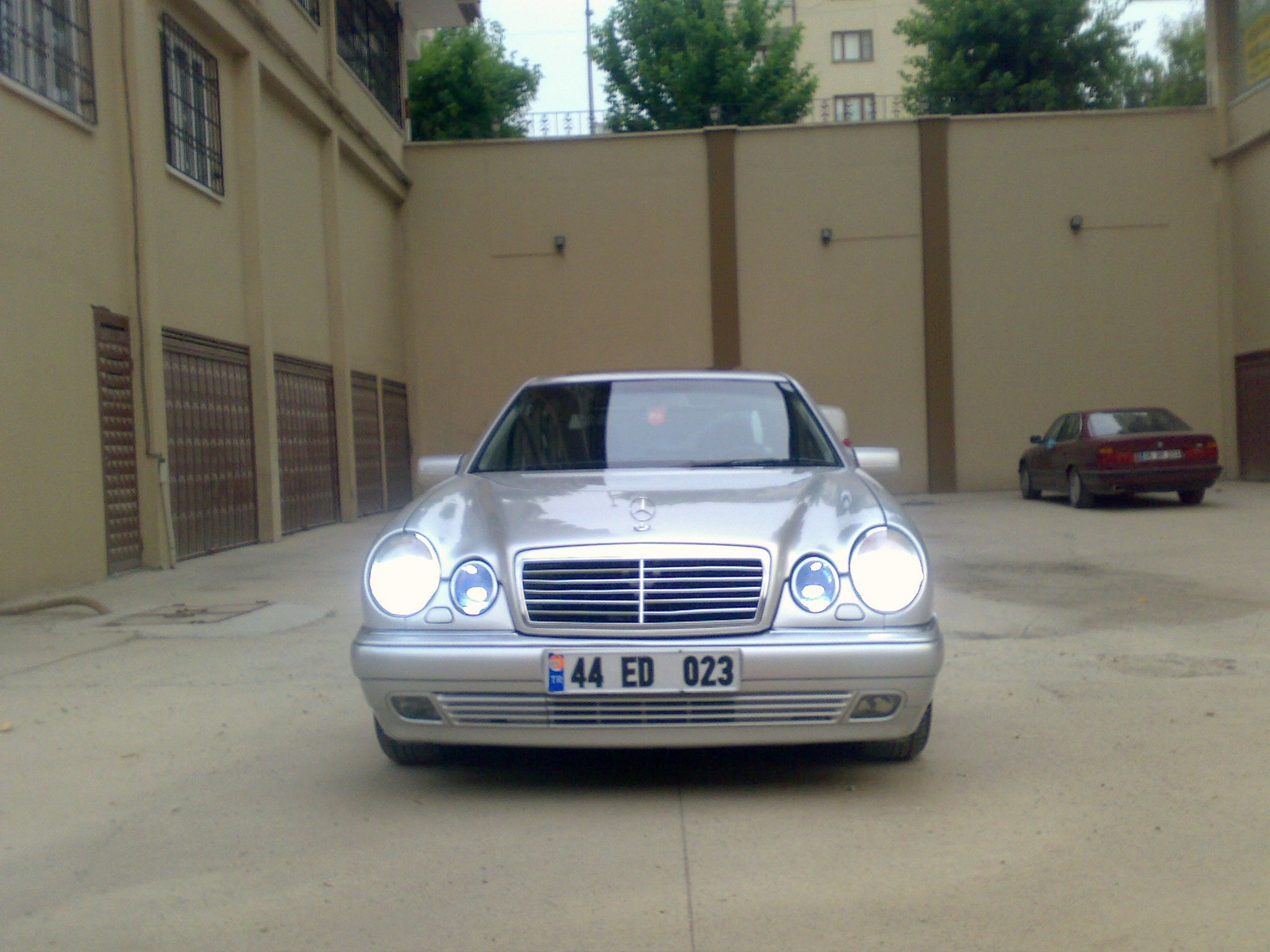 Picture of 1999 mercedes benz e class exterior for 1999 mercedes benz e class