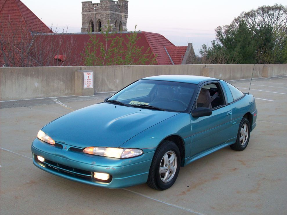 Mitsubishi Eclipse Dr Gs Hatchback Pic on 1994 Mitsubishi Eclipse Gs