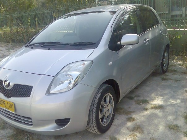 Picture of 2005 Toyota Vitz