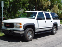 GMC Suburban Overview