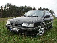 1990 Renault 21 Overview