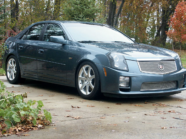 2005 Cadillac CTS-V 4 Dr STD Sedan picture