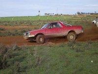 1988 Subaru Brumby Overview