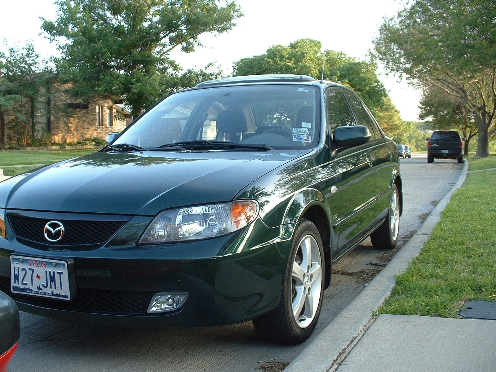 2003 mazda protege exterior pictures cargurus. Black Bedroom Furniture Sets. Home Design Ideas