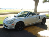 2003 Toyota MR2 Spyder Picture Gallery