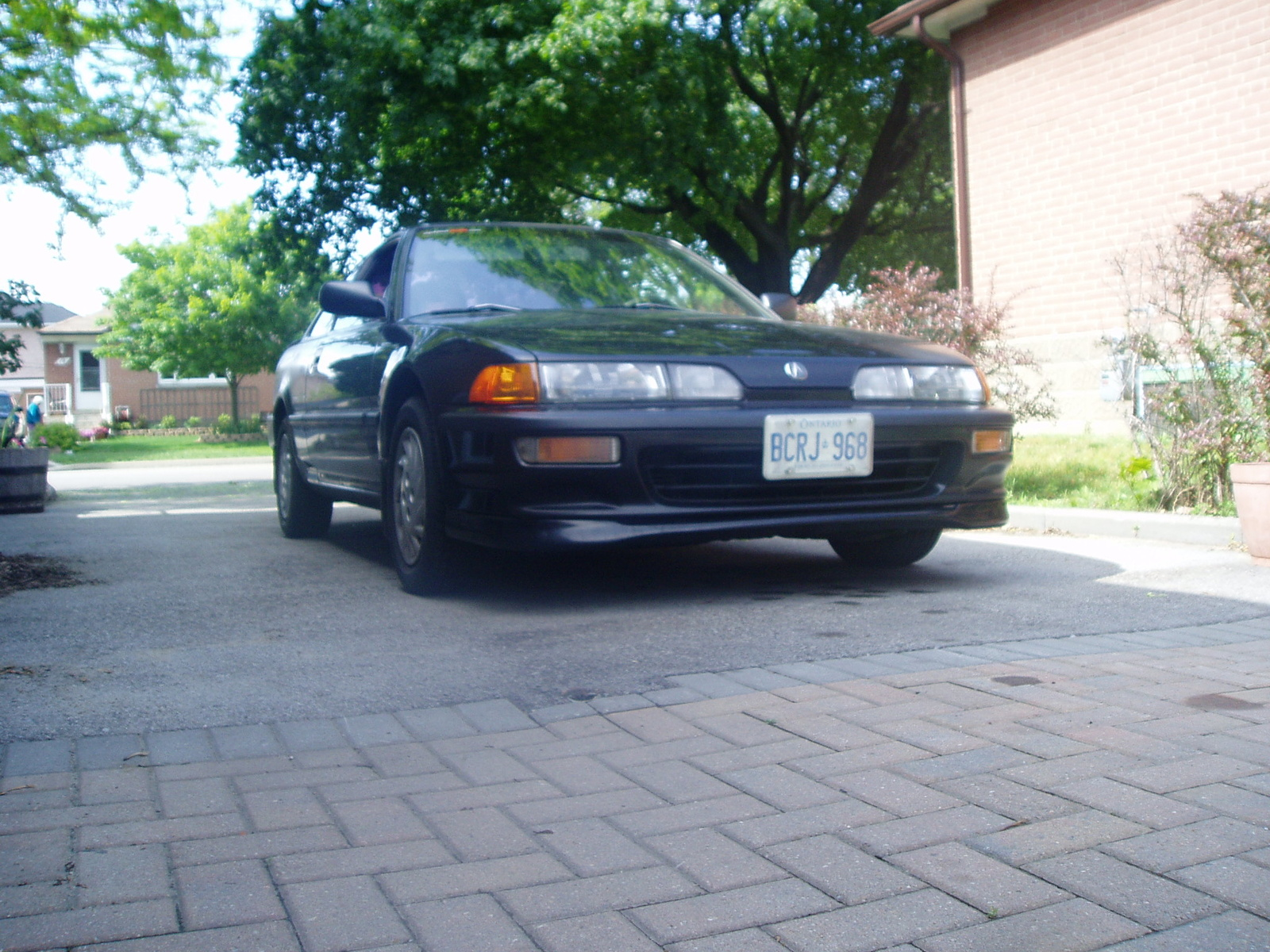 1993 Acura Integra 2 Dr RS Hatchback picture, exterior