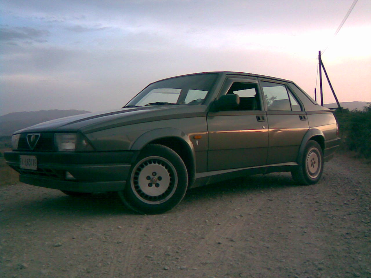 1986 Alfa Romeo 75 Overview Cargurus