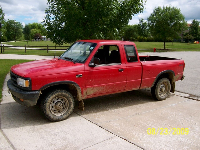 Picture of 1996 Mazda B-Series Pickup 2 Dr B3000 4WD Extended Cab SB, exterior