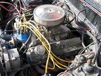 Picture of 1982 Mercury Capri, engine