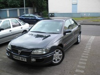 1999 Vauxhall Omega Overview
