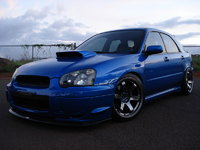 Picture of 2004 Subaru Impreza WRX STi Turbo AWD, exterior