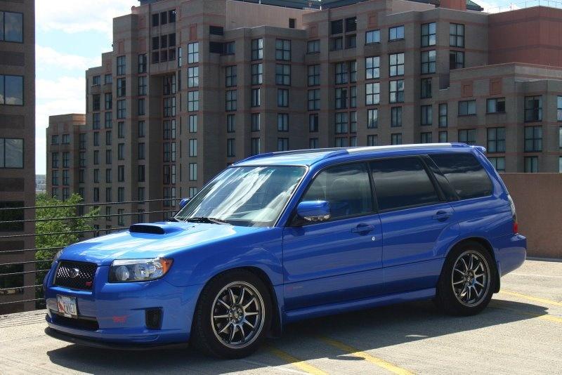 2005 Subaru Forester - Overview - CarGurus