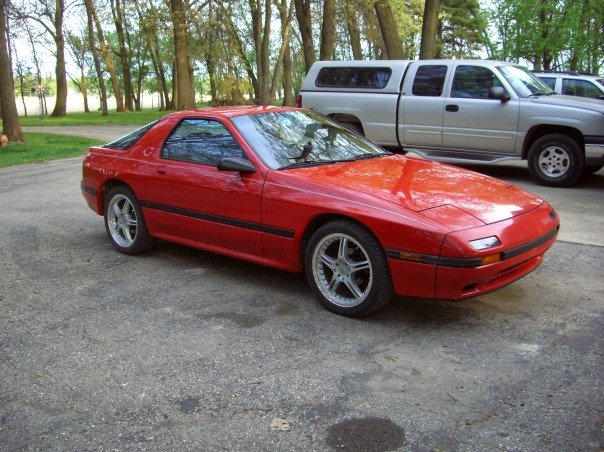 1987 Mazda RX-7 - Pictures - 1987 Mazda RX-7 picture - CarGurus