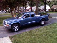 Picture of 2004 Dodge Dakota 2 Dr SLT Extended Cab SB, exterior