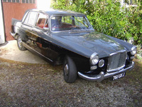 1962 Vanden Plas Princess Overview