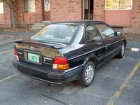 1997 Toyota Tercel 2 Dr Limited Edition Coupe picture, exterior