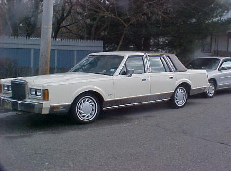 1989 Lincoln Town Car - Pictures - CarGurus