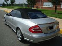 Picture of 2004 Mercedes-Benz CLK-Class CLK AMG 55 Cabriolet, exterior, gallery_worthy