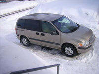 1998 Chevrolet Venture Overview