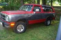 Picture of 1993 Dodge Ramcharger 2 Dr 150 LE 4WD SUV, exterior, gallery_worthy