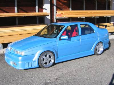 Alfa Romeo. Alfa Romeo 155