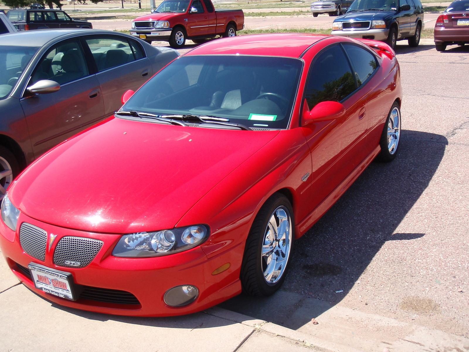 2004 Pontiac GTO - Pictures - 2004 Pontiac GTO Coupe picture ...