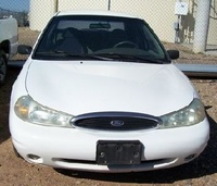 2000 Ford Contour 4 Dr SE Sedan picture, exterior