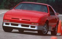 Picture of 1990 Dodge Daytona 2 Dr ES Hatchback, exterior, gallery_worthy