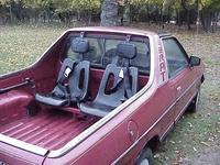 1986 Subaru BRAT Overview