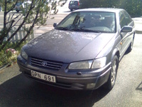 Picture of 1998 Toyota Camry, exterior