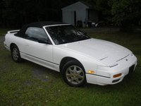 Picture of 1992 Nissan 240SX 2 Dr SE Convertible, exterior