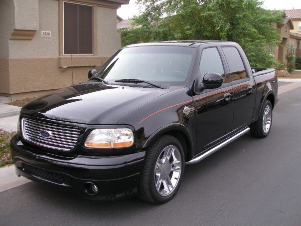 Picture of 2002 Ford F-150 Harley-Davidson Supercharged Crew Cab SB