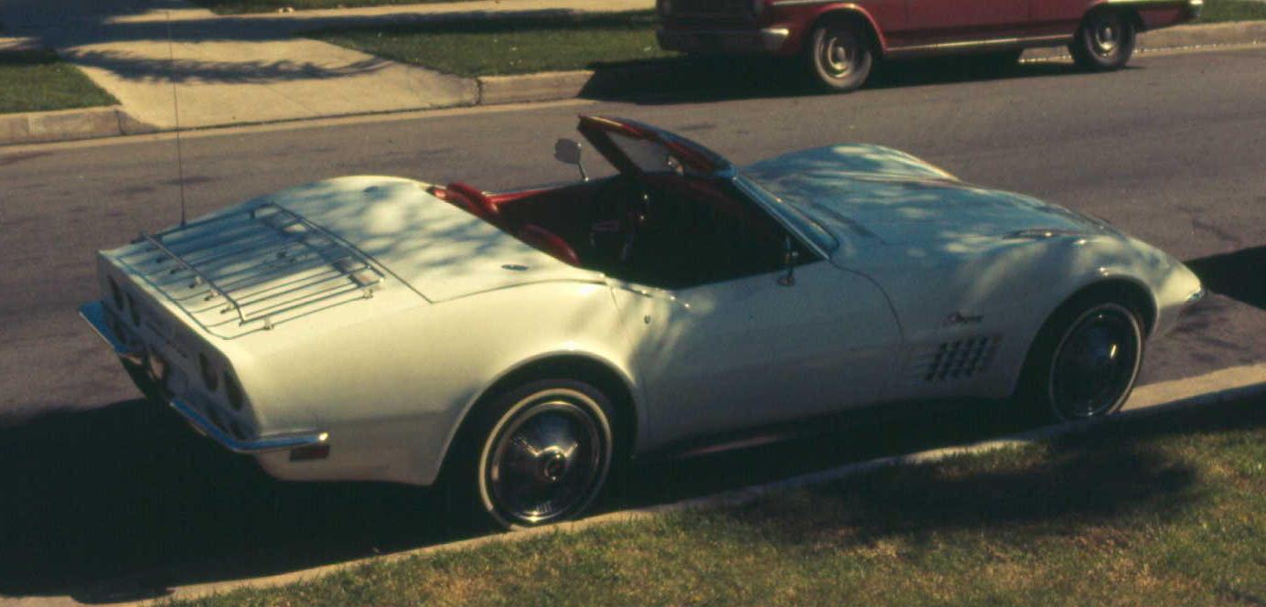 1971 Chevrolet Corvette Convertible - Pictures - 1971 Chevrolet ...