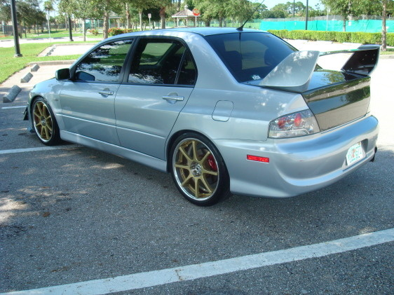 Picture of 2005 Mitsubishi Lancer Evolution RS, exterior, gallery_worthy