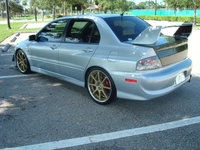 Picture of 2005 Mitsubishi Lancer Evolution RS, exterior