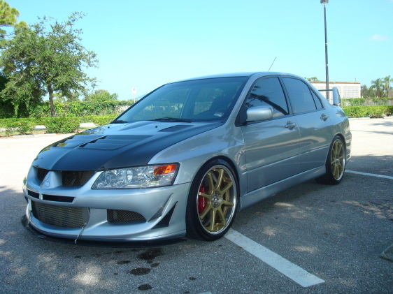 Mitsubishi Lancer Evolution Questions - my evo is stock right now