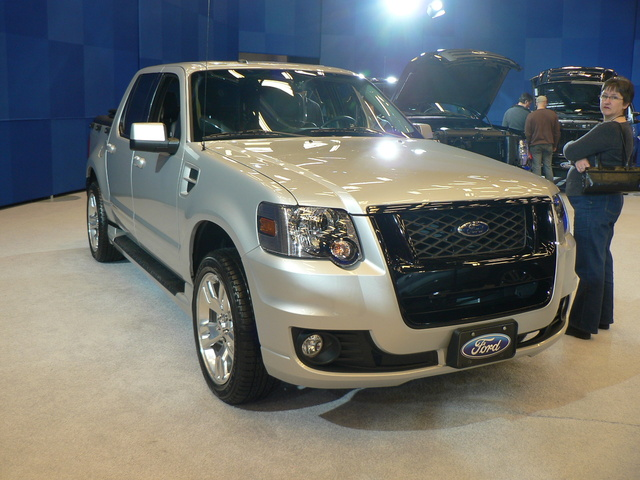 Picture of 2010 Ford Explorer Sport Trac