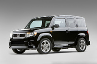 2009 Honda Element EX 4WD picture, exterior