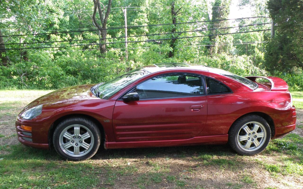 2002 Mitsubishi Eclipse Pictures Cargurus