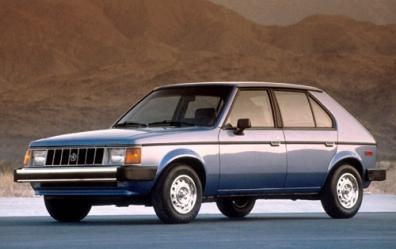 Picture of 1985 Plymouth Horizon