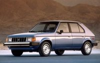 1985 Plymouth Horizon Overview