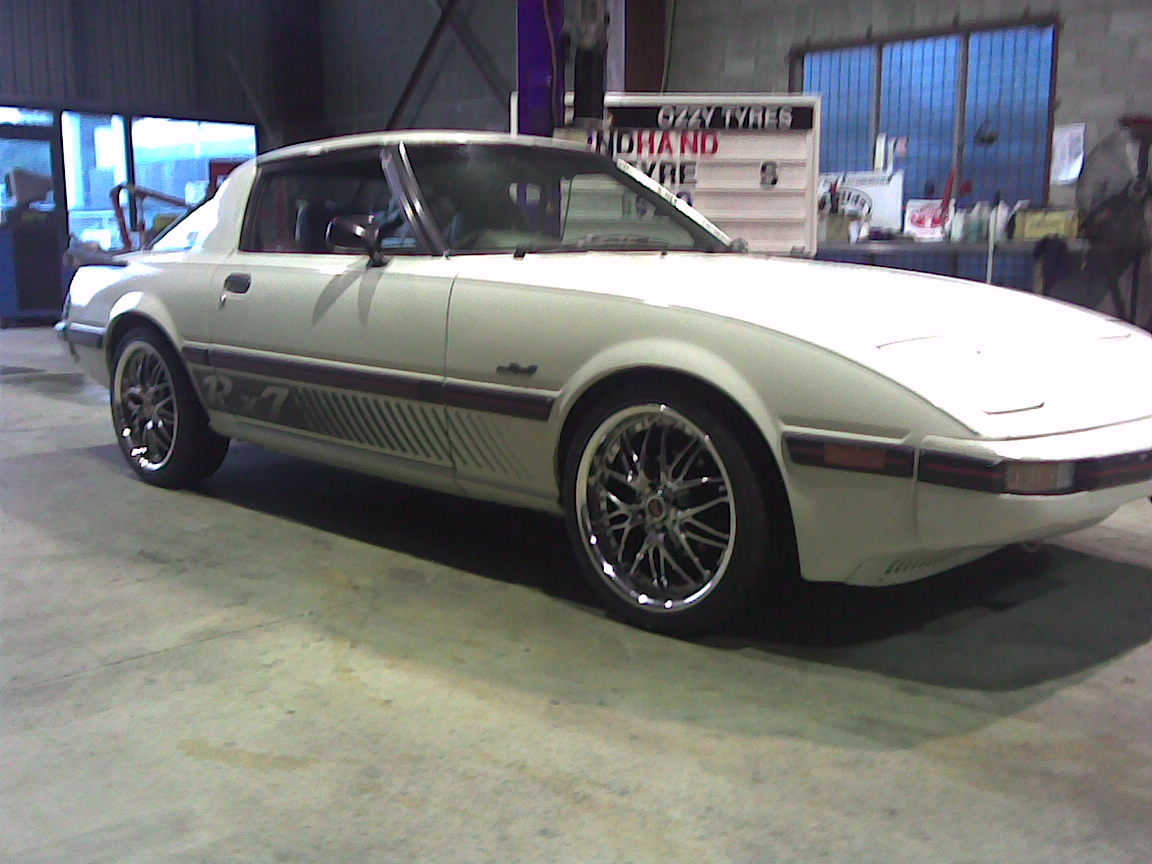 1985 Mazda Rx 7 Overview Cargurus