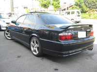 1999 Toyota Chaser Overview