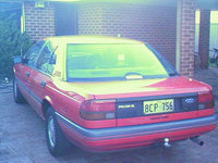 1990 Ford Falcon Overview