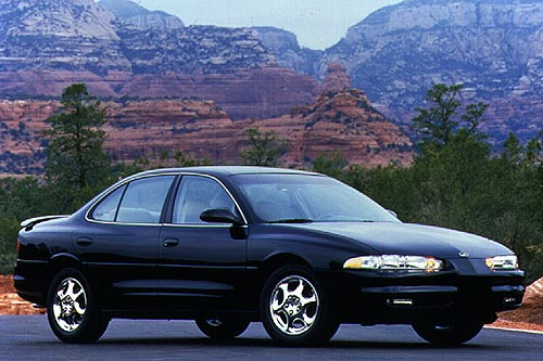1999 Oldsmobile Intrigue 4 Dr GLS Sedan picture