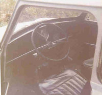 Picture of 1965 Austin Mini, interior