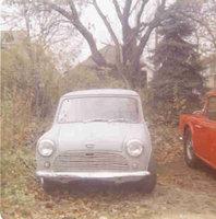 1965 Austin Mini Overview