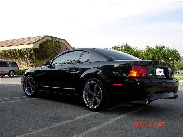 2001 ford mustang exterior pictures cargurus. Black Bedroom Furniture Sets. Home Design Ideas